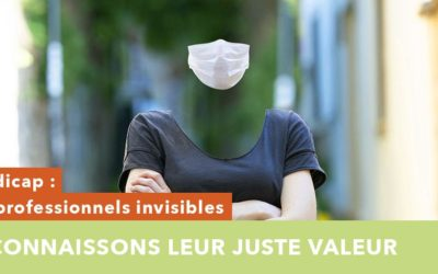 Handicap : des professionnels invisibles
