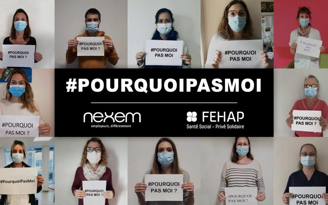 Revalorisation des salaires : Nexem, la FEHAP et la Croix Rouge alertent à nouveau les pouvoirs publics [Communiqué]